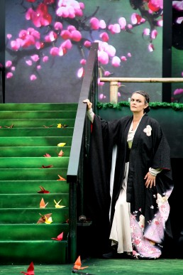 «Madama Butterfly» Obs:The Oscarsborg Opera/Photo: Ellen Lorenzen